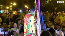Los vecinos de Guadix despiden al Cascamorras