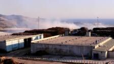Segundo incendio en la planta de residuos vegetales de Motril en dos semanas