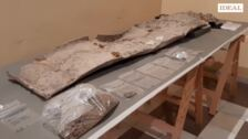 Novedades en torno al sarcófago de Villamena