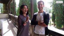 Marc Clotet y Atikah Suhaime nos cuentan cómo es el rodaje de 'Postales desde la Alhambra'