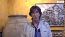 El escritor Benjamín Prado nos cuenta sus lugares preferidos de Granada