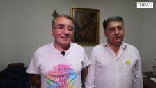 El Defensor del Ciudadano y el párroco de La Paz inician su encierro