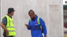El FC Barcelona llega a Granada