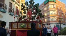 Procesión de San Bartolomé en Andújar
