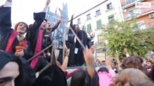 Los alumnos de Medicina celebran San Lucas