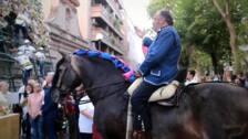 Granada se rinde ante su Patrona