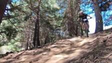 Adrenalina y vértigo en el Rally BTT de Muntasil de Sierra Nevada