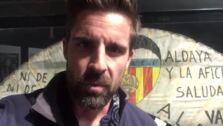 El jefe de Deportes de Ideal, Rafa Lamelas, analiza la derrota desde Mestalla