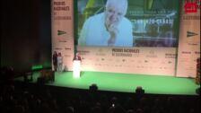 Cañas y Paniego reciben el Premio Nacional de Gastronomía
