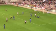 La Unión Deportiva Logroñés suma su quinta victoria consecutiva