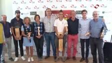 Este sábado el campo de Sojuela acoge una nueva edición del torneo de golf TVR.