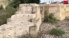 Los restos arqueológicos de Valbuena necesitan un repaso