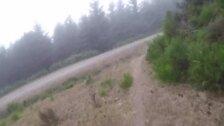 Valgañón ruta Valdeminochi