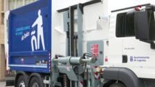 Nuevos equipos de limpieza y contenedores en Logroño