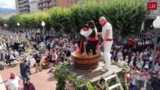 Los jarreros celebran el día de la Virgen de la Vega
