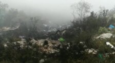 Dos fallecidos al estrellarse una avioneta en Pedreguer
