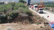 Una nueva rotura en la mota del Segura obliga a evacuar a 200 vecinos más