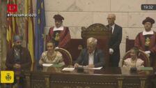 Discurso de Consuelo Llobell, fallera mayor de Valencia 2020