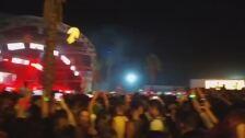 C Tangana actúa en el Festival Medusa de Cullera