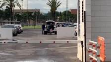Celades llega a Paterna acompañado de Murthy