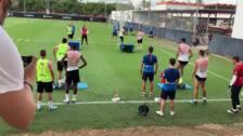Vídeo | Entrenamiento del Valencia CF