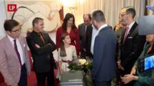 En casa de Carla García, fallera mayor infantil de Valencia 2019