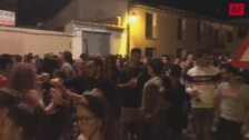 Desfile en las fiestas de Pollos