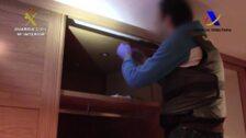 La Guardia Civil y la Agencia Tributaria desarticulan una organización criminal de tráfico de drogas