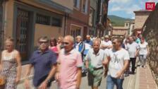 Protestas por las guardias en Barruelo