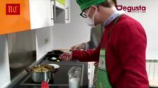 La receta del día: sopa de ajo y bacalao