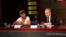 FIRMA CONVENIO DERECHOS HUMANOS UVA Y AMNISTIA INTERNACIONAL