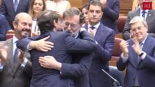 Acto institucional de toma de posesión de Alfonso Fernández Mañueco como presidente de la Junta