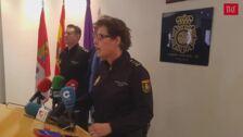 Comparecencia de la Policía Nacional en el caso del bebé de Palencia