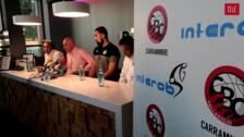 El CBC Valladolid presenta a Tom Granado
