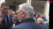 Acto de Pedro Sánchez en Palencia