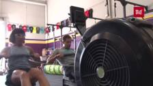 Crossfit Morado: entrenamiento funcional para todos los atletas