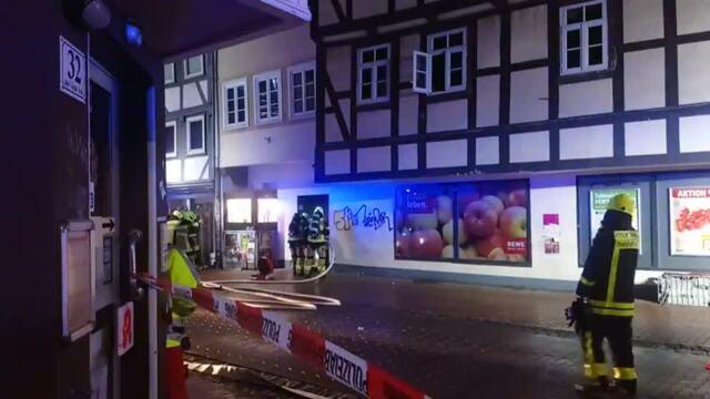 Brand in der Kurzen-Geismar-Straße in Göttingen