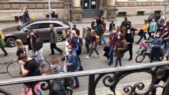Globaler Klimastreik in Göttingen