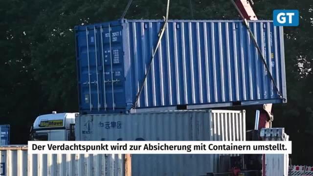 Bomben-Verdacht in der Göttinger Weststadt