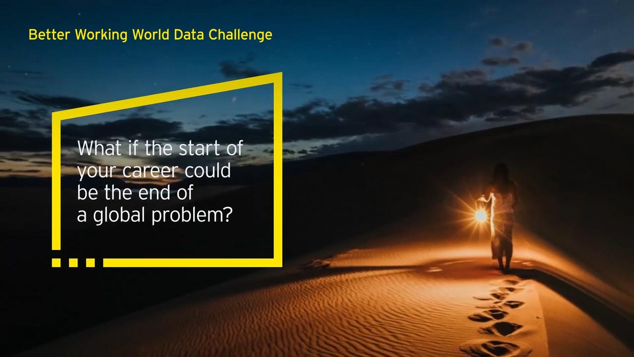 2021 Better Working World Data Challenge | EY - Global