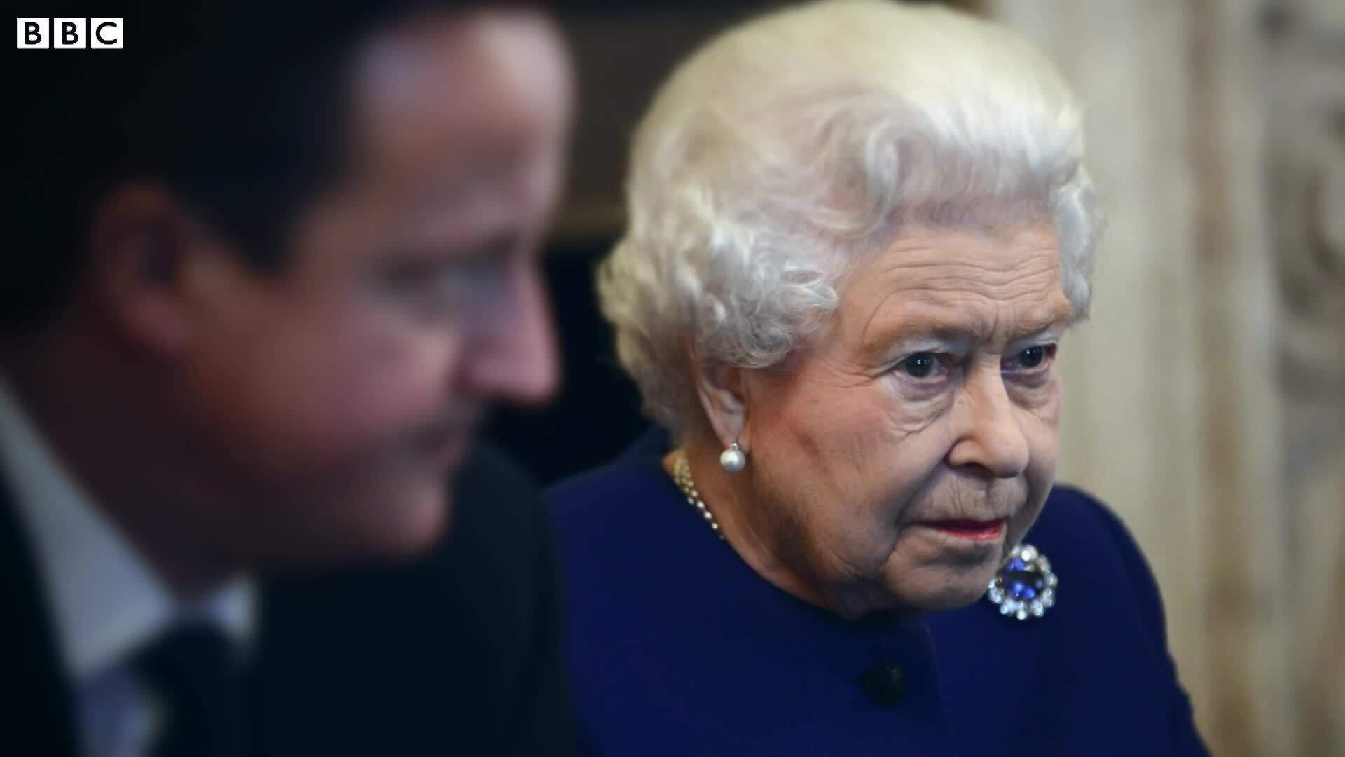 David Cameron reveals he sought Queen's help in days before Scottish independence vote