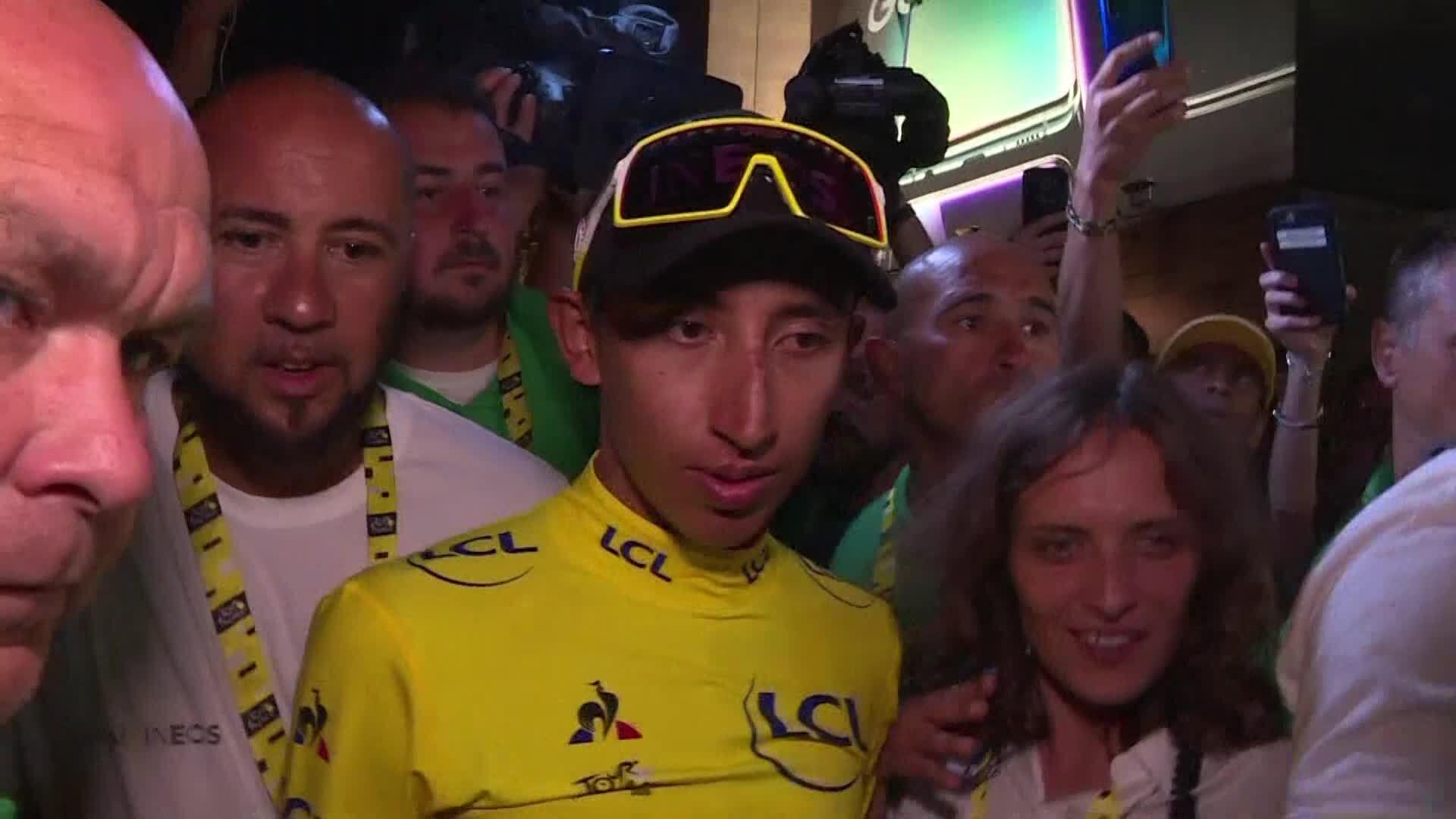 Egan Bernal brilliance at the Tour de France will mean tough choices for Team Ineos