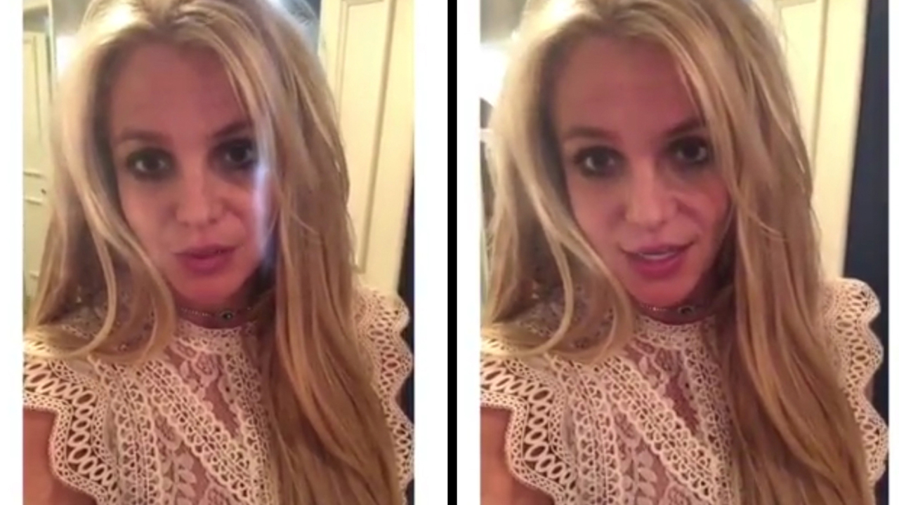 Britney Spears assures fans 'all is well' as she claims mental wellbeing rumours are 'getting out of control'