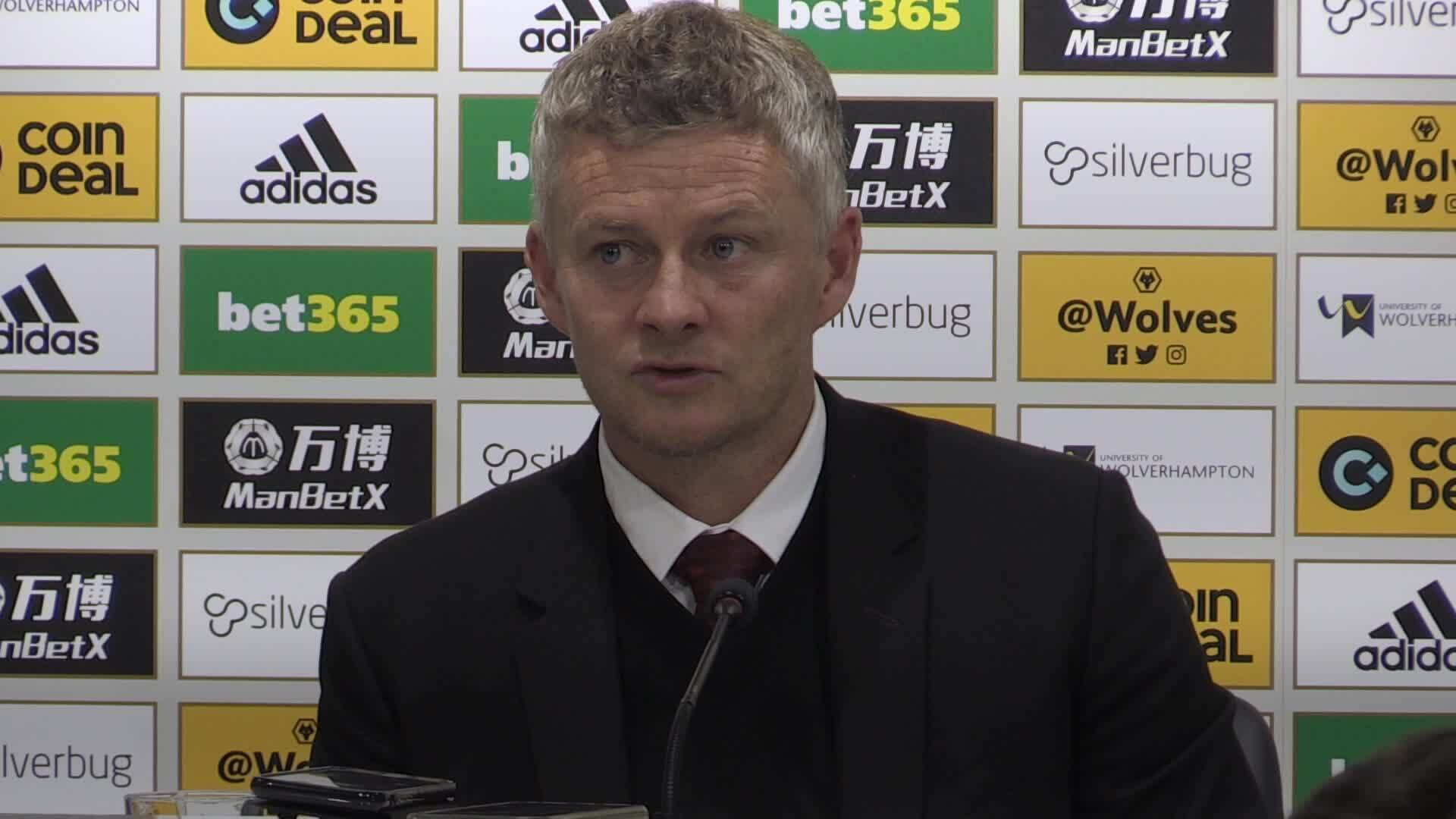 What Ole Gunnar Solskjaer's baby-faced Man Utd lineup vs Wolves says about his plans for the future