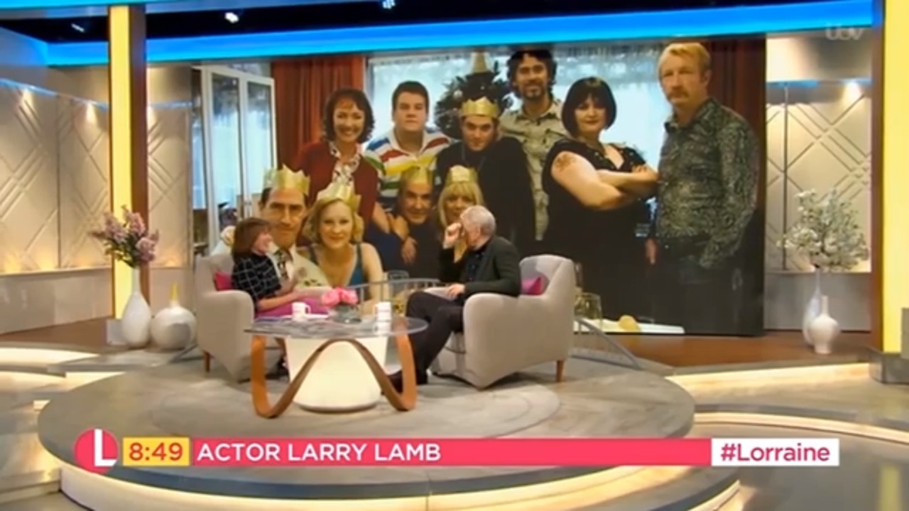Larry Lamb: I was sick of fans asking when Gavin and Stacey would return