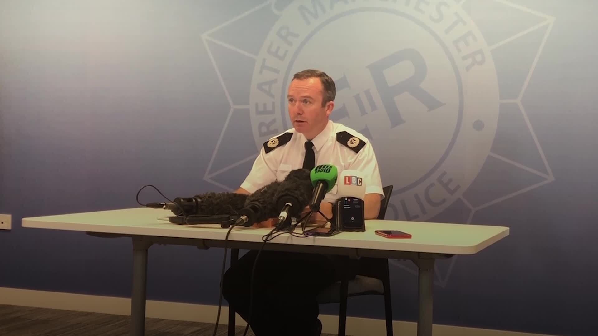 Manchester attack: Suspect detained under mental health act after three stabbed at Arndale Shopping Centre