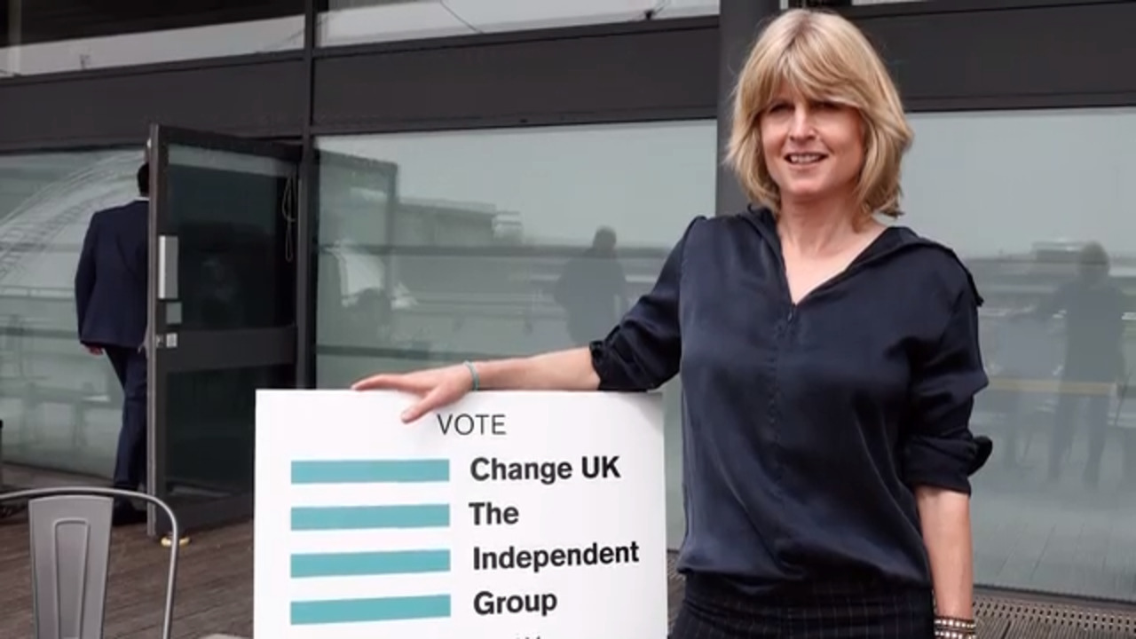 Rachel Johnson reveals plans to stand as Change UK European