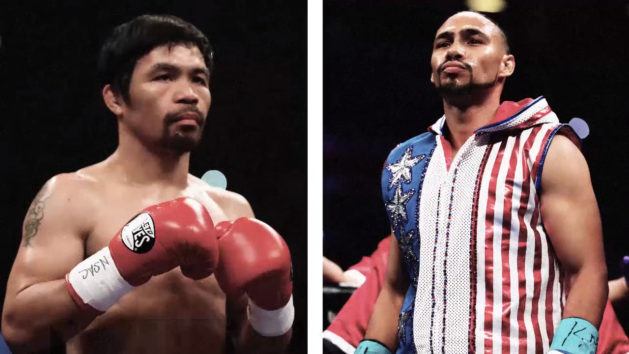 Manny Pacquiao vs Keith Thurman fight LIVE: Stream details, boxing updates, point scoring and undercard action
