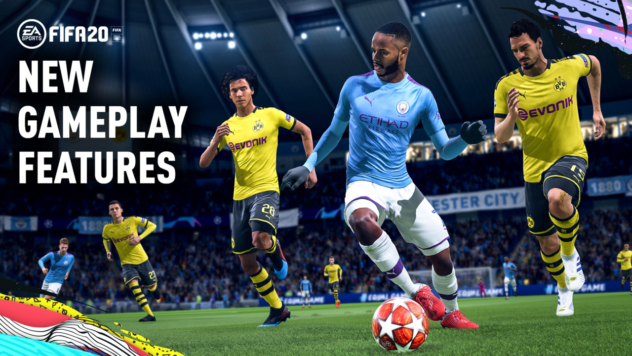 FIFA 20 trailer: First gameplay footage, Volta Football and new features revealed