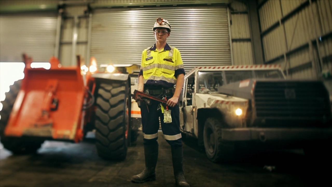 Glencore Coal Apprenticeship Program